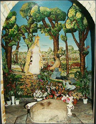 Przeglądasz zdjęcia z artykułu: 'LICHEŃ i nie tylko ...' - wystawa fotografii sakralnej TADEUSZA BIŁOZORA Galeria 'FORMAT' - 12.10. - 13.11.2004