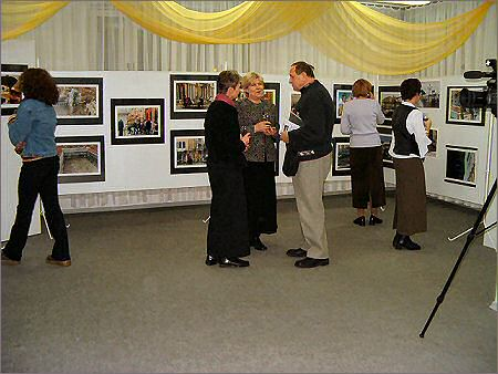 Przeglądasz zdjęcia z artykułu: 'WENECKIE IMPRESJE' - ZBIGNIEW KRYDA 6 - 31 I 2004