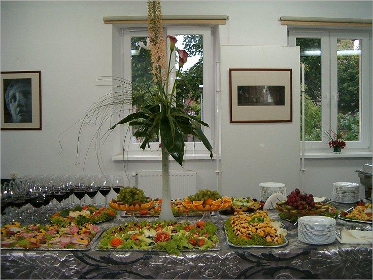 """Przeglądasz zdjęcia z artykułu: Janusz Moniatowicz: Impresje nieborowskie – Galeria """"Format"""" – 29.05.-19.09.2009"""